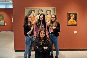 Exkurze do Národní galerie v Praze