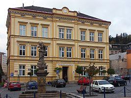 budova Železný Brod - odborná praxe