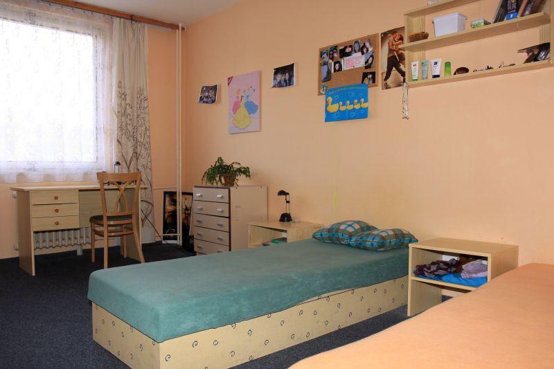 Ubytování - pokoje